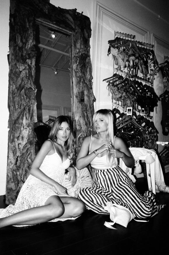 Jeannette + Lyanne