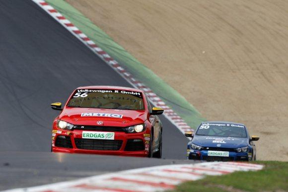 Volkswagen Scirocco R Cup 05 - Brands Hatch 2010